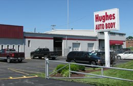 St Louis Auto Body Repair Shop Hughes Auto Body In St Louis Mo